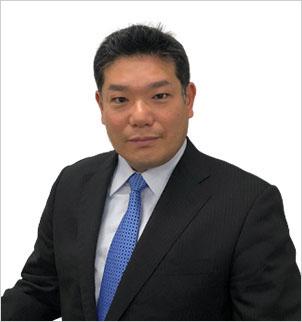 代表取締役社長 森 健二 近影