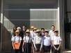九条南小学校5年生工場見学